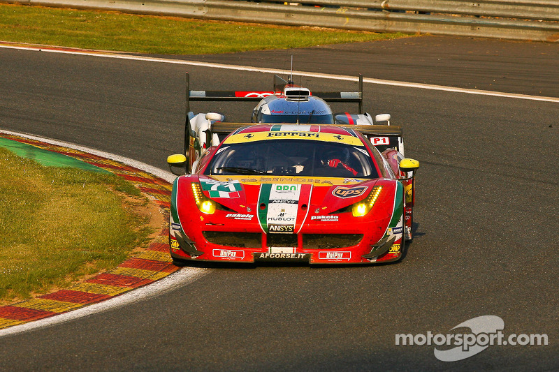 "Davide Rigon: ""Waiting for Le Mans"""