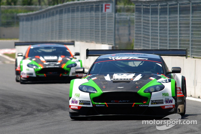 GT Asia: Lyons on top at Autopolis, but Ferrari is coming!
