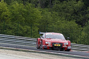 DTM Qualifying report Miguel Molina clinches grid position three for Audi