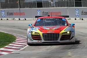 Déjà Vu in Detroit for Spencer Pumpelly, Flying Lizard