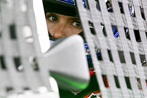 NASCAR Sprint Cup Race report Pit road speeding penalty helps drop Danica to 23rd at Dover