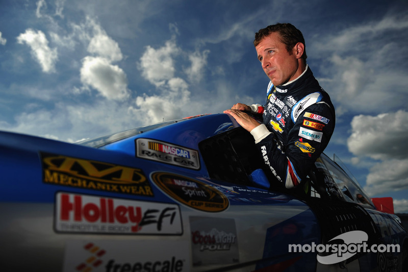 Hendrick Motorsports and Ganassi Racing enjoy productive test at Loudon