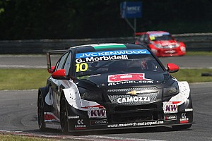 Muennich Motorsport on start at the WTCC in Moscow coming weekend