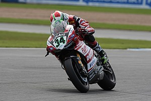 The Ducati Superbike Team makes a good start to the race weekend at Sepang