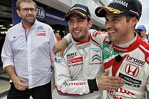 López beats Tarquini to Moscow pole