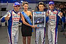 Toyota Racing on pole at Le Mans
