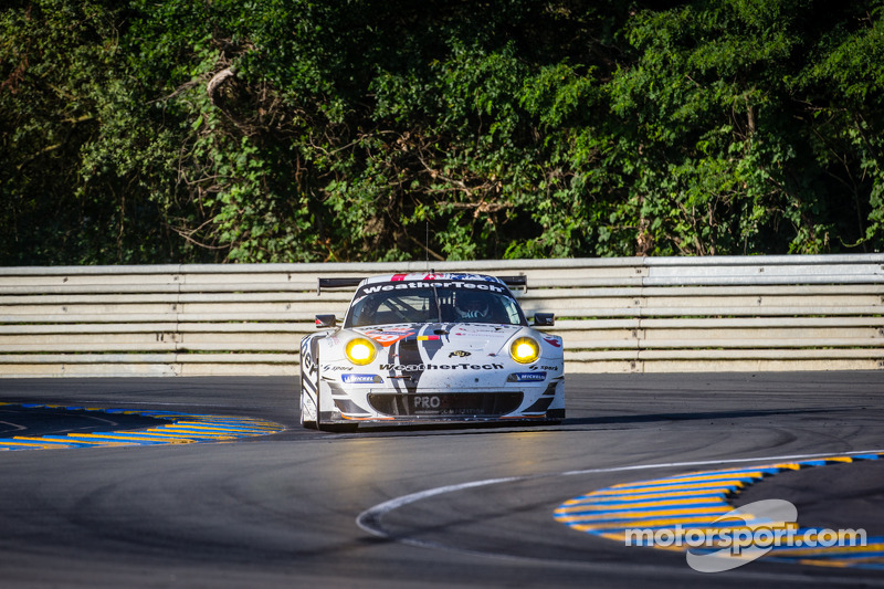 New driver, Sebastien Crubile, and new chassis needed for WeatherTech Porsche