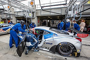 Le Mans Qualifying report Ram Racing qualifying report from 24 Hours of Le Mans