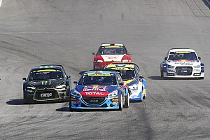 Nitiss takes early lead at Hell RX in Norway