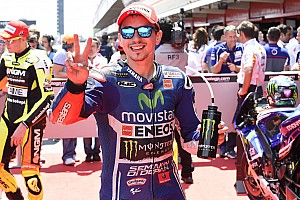 Lorenzo scores second in Catalunya qualifying