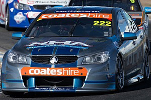 V8 Supercars Preview Percat relishes top end challenge
