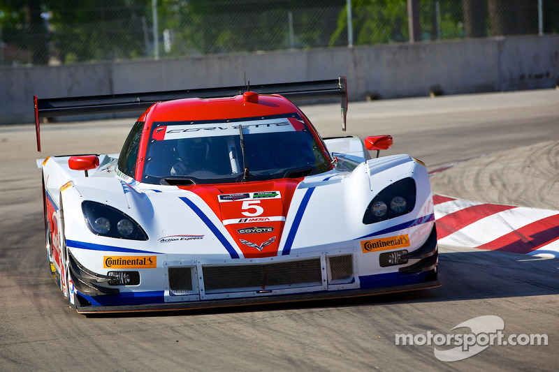 Championship fight heats up for Action Express Racing at Watkins Glen