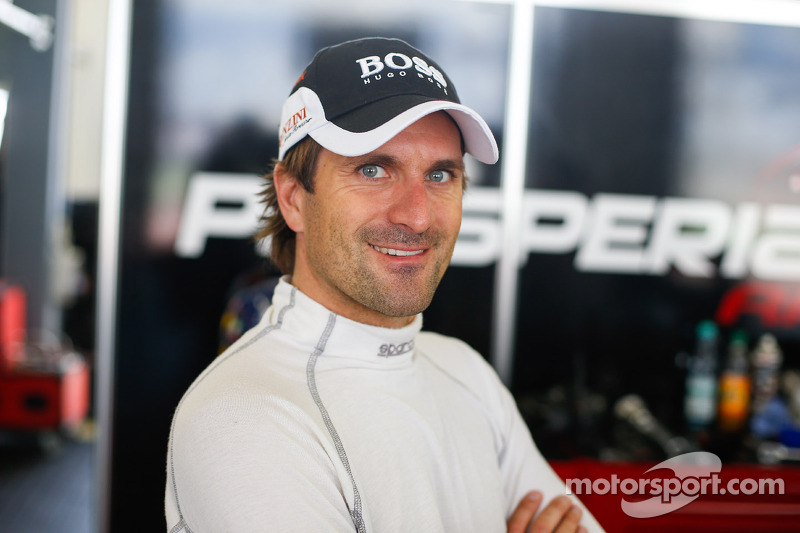 Ex F1 racer Winkelhock enters World RX of Finland