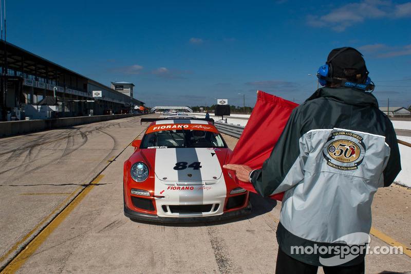 Bortolotti prepared to take on GT3 Cup Challenge at his home track
