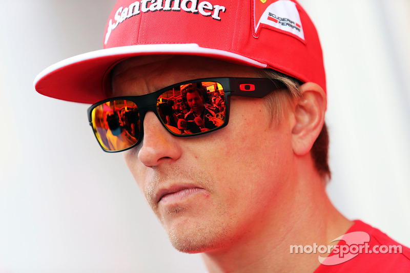 Struggling Raikkonen 'should go home' - Villeneuve
