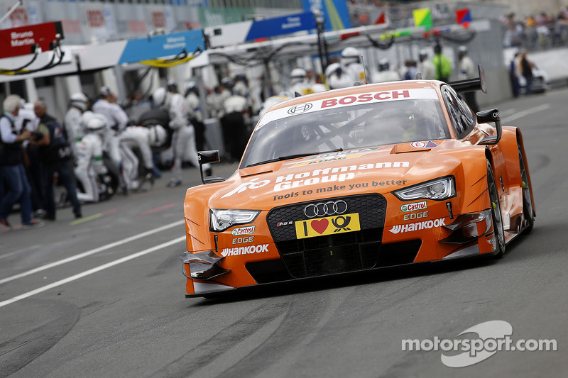 'Mister Norisring' gives Audi fans rise to hope