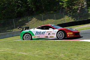 Ferrari Race report Perez and Ruud, the winners of Race 2 in Mont Tremblant