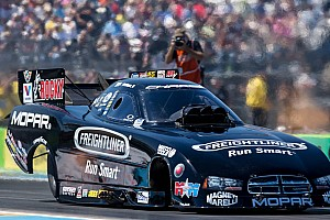 Brown, Hagan, Nobile and Arana Jr. triumph at NHRA Route 66 Nationals