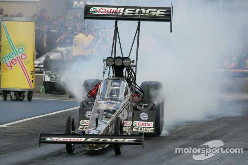 So close: Brittany Force the runner-up in Chicago