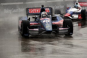 IndyCar Race report Five drivers who had to perform in Houston - recap