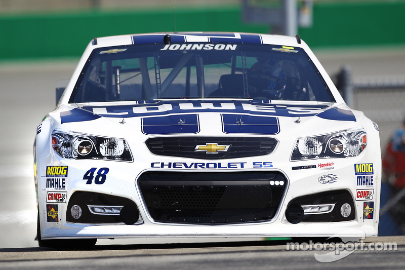 In his own words: Jimmie Johnson going for number four