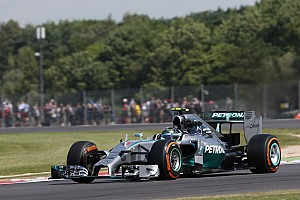 Rosberg quickest as British GP weekend gets underway