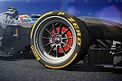 Pirelli gives glimpse of F1's 18-inch future