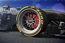 Pirelli gives glimpse of F1's 18-inch future