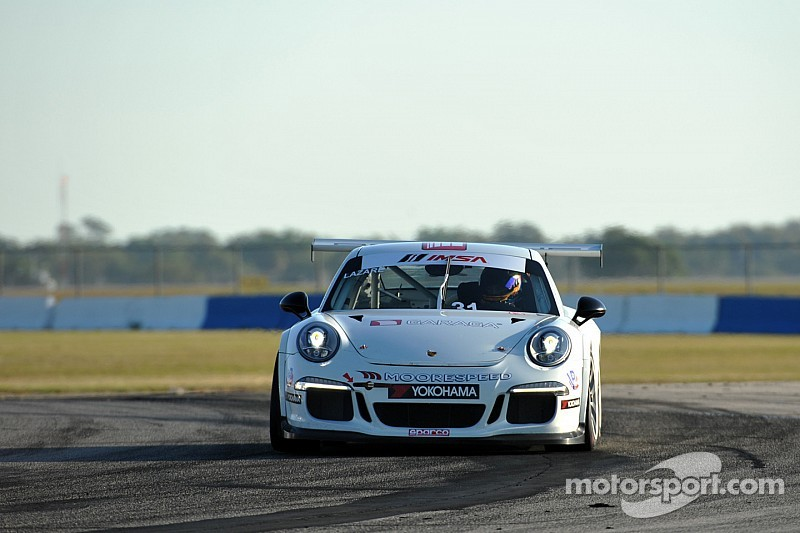 Canadian teenager Jesse Lazare takes Porsche GT3 Cup Challenge