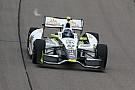 Breakthrough night for Newgarden