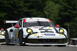 IMSA Race report Porsche North America Works Team earns top-five in Canada