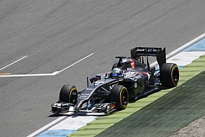 Formula 1 Qualifying report Qualifying to the German GP: Sauber improves but not enough