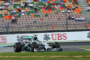 Formula 1 Breaking news F1 left to muse reasons for small Hockenheim crowd