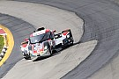 "Robert Stout completes successful test session in the DeltaWing ""P"" class car at Road Atlanta"