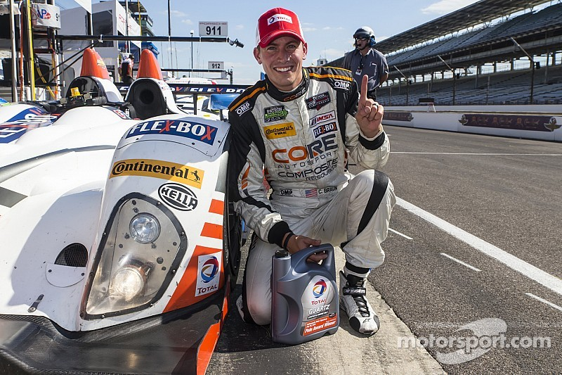 CORE tops PC qualifying at Indianapolis