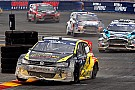 Tough weekend for Andretti Rallycross team
