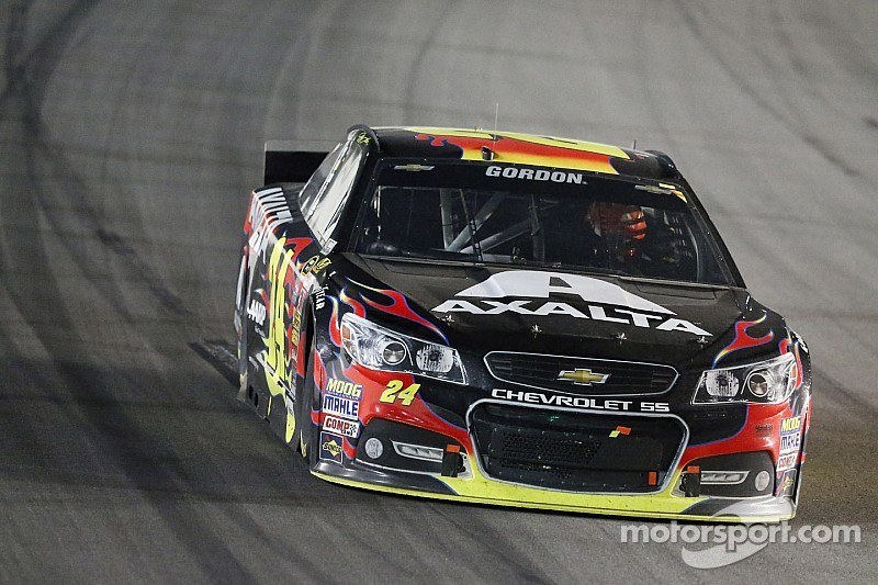 Jeff Gordon wins record fifth NASCAR Sprint Cup race at Indy