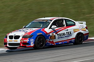 BMW drivers back on the CTSCC podium at Indy