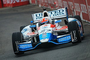 Hands-on development continues as IndyCar series tries to limit arm injuries