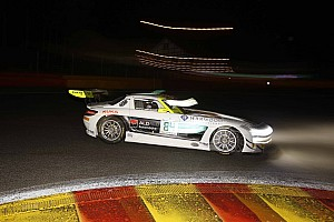 Blancpain Endurance Race report Nico Verdonck in the top 10 at the 24 Hours of Spa