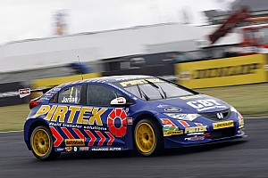 Andrew Jordan to sit out third race at Snetterton after showing signs of exhaustion