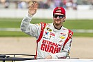 Dale Earnhardt Jr. responds to National Guard's departure