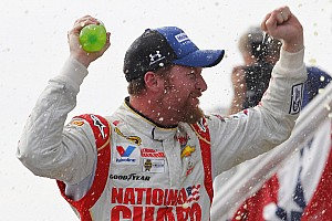 NASCAR Sprint Cup Blog Dale Earnhardt Jr, accepts the ALS Ice Bucket Challenge