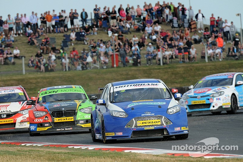 British Touring Car Championship sets 2015 schedule