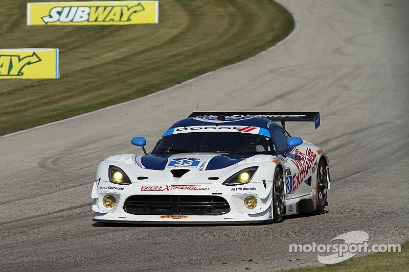 Ave to co-drive with Keating in Viper at VIR