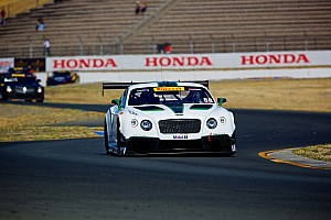 PWC Race report Sonoma weekend ends with mixed results for Dyson Racing Team Bentley