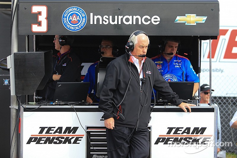 Penske aiming to bring two titles back to Detroit