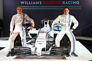 Williams keeps Bottas, Massa for 2015