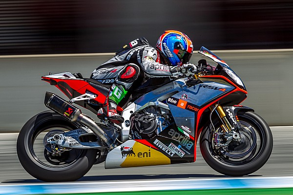 Melandri does the double at Jerez