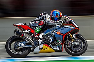 World Superbike Race report Melandri does the double at Jerez